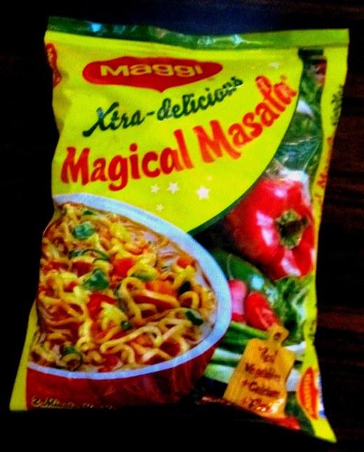 Maggi pack