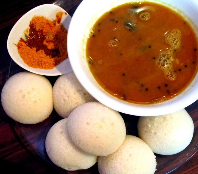 Image result for idli sambar