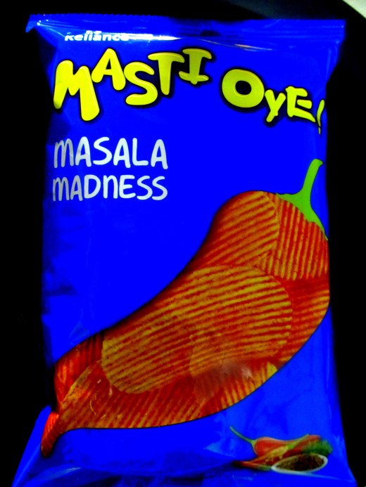 Reliance chips - Masala madness pack