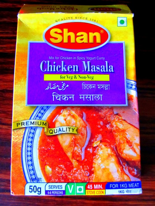 Shan - Chicken Masala pack