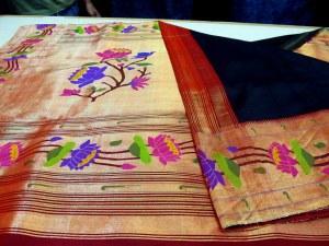 paithani sari