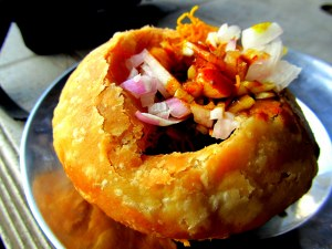 stuffed kachori