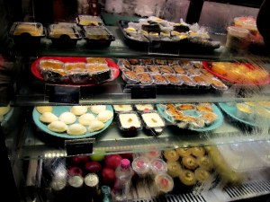 sweets n desserts counter