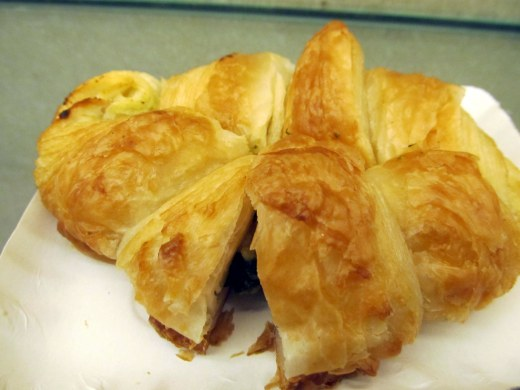 Veg Croissant