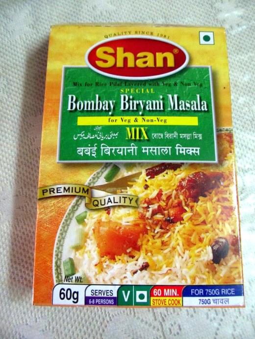 Shan - Bombay Biryani Masala