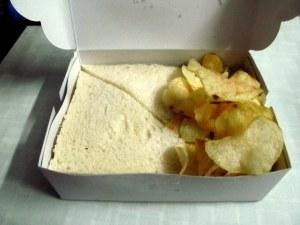 Non veg club sandwich