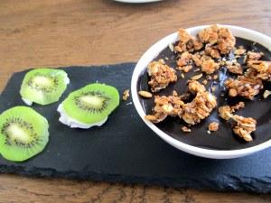 Caramel n Bitter Chocolate Praline Mousse