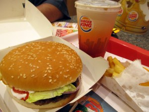 Mutton Whopper - regular