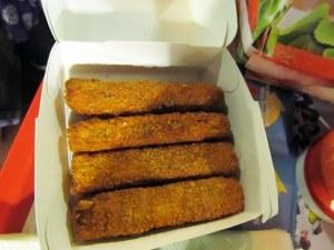 Veggie strips