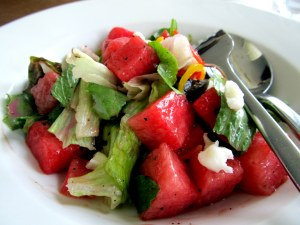 Watermelon n Feta salad